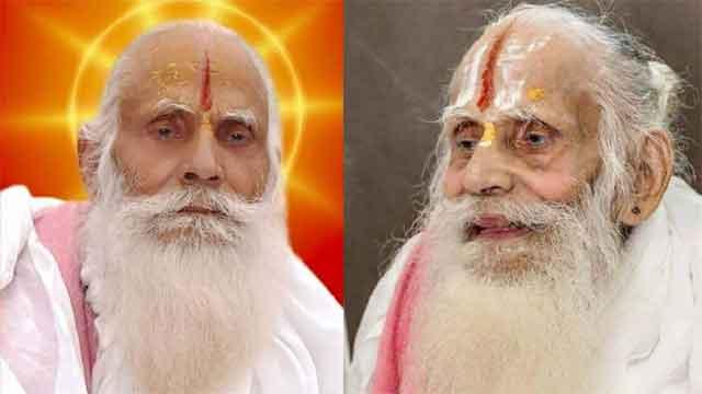 triveni dham ke padma shri sant narayan das ji maharaj