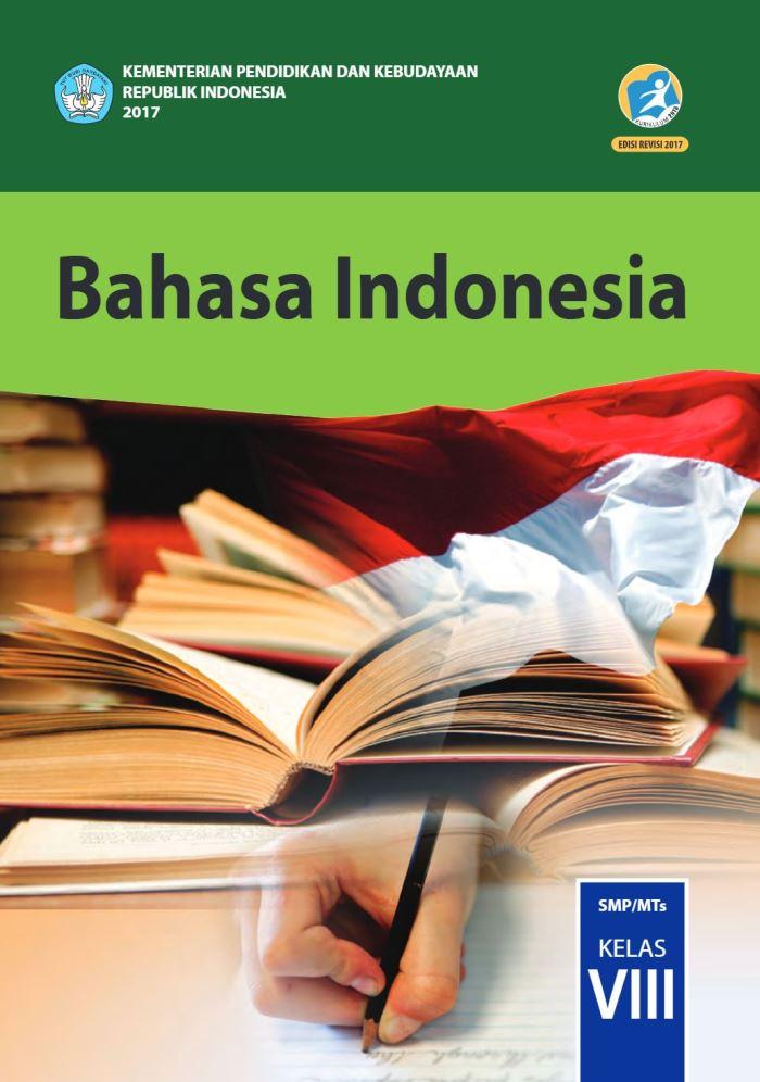 Buku Siswa SMP Kelas 8 Bahasa Indonesia