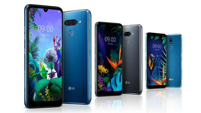 LG launches the LG Q60, K50 and K40