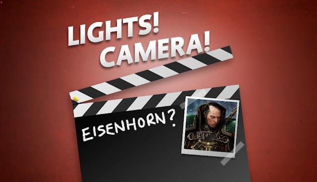 Eisenhorn serie TV