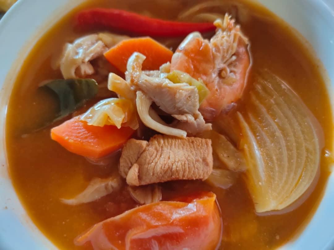 Resepi Tomyam Thailand