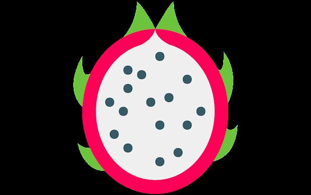 Dragon Fruit Clip Art