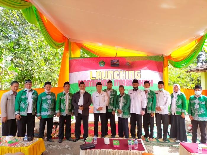 Revitalisasi KUA, Kankemenag Jember Kembali Launching Kampung Mashlahah