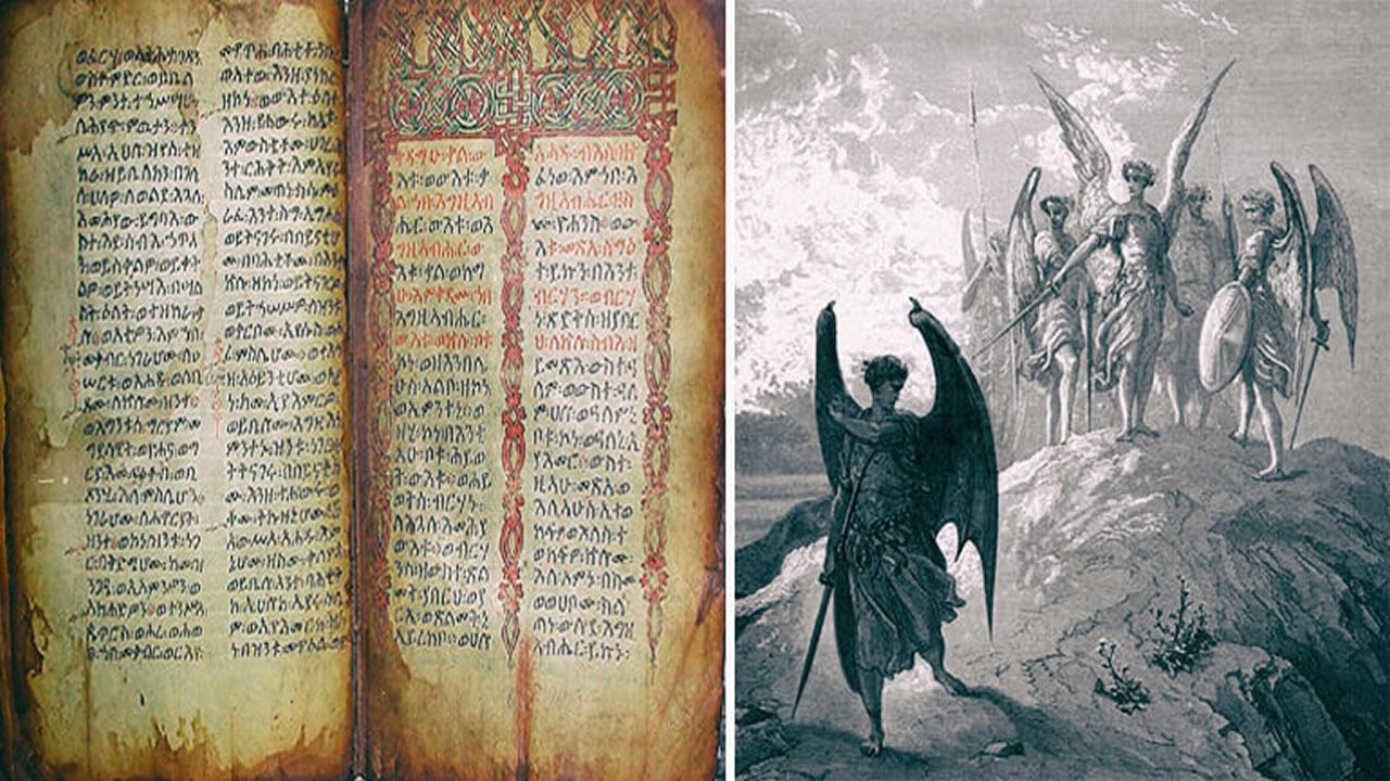 El libro de Enoc: Historia de los Nephilim, los «Ángeles Caídos» y cómo dios «limpió» la Tierra