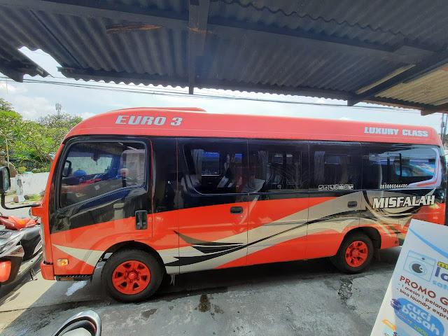 Travel Semarang Bekasi ~ Via Tol
