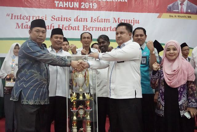 KSM Provinsi Ditutup, 11 Siswa Pastikan Wakili Sumsel di Ajang Nasional