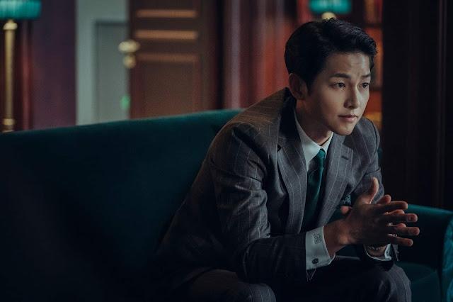 Vincenzo: novo drama de Song Joongki ganha trailer na Netflix