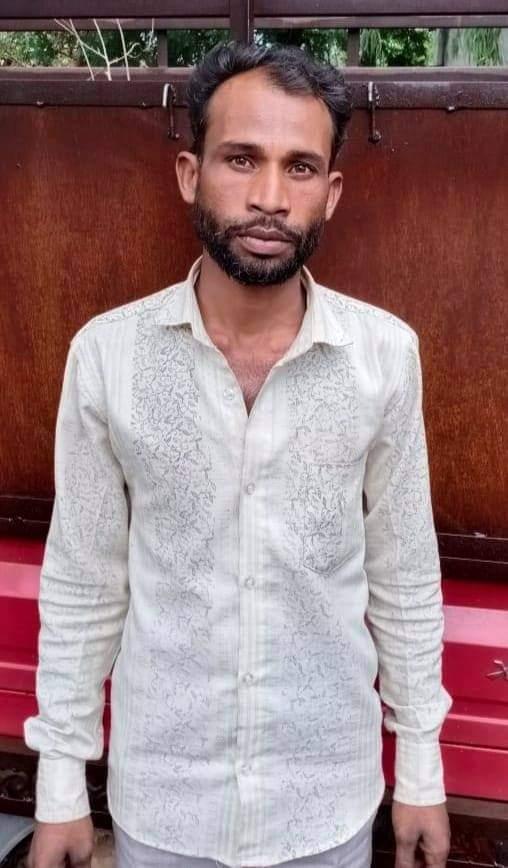 शिवपुरी: 5 साल से फरार लूट एवं डकैती के आरोपी को बदरवास पुलिस ने मय हथियार के पकड़ा