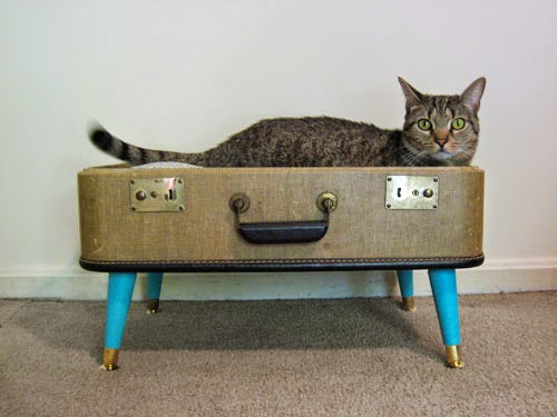 http://fancyseeingyouhere.com/diy-vintage-suitcase-pet-bed/