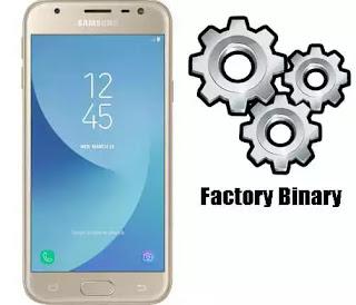 Samsung Galaxy J3 Pro SM-J3300 Combination Firmware