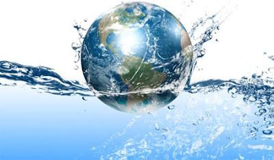 موضوع تعبير عن الماء