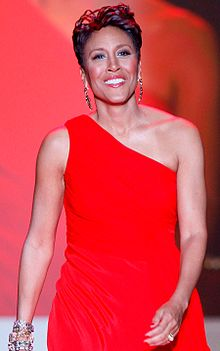Robin Roberts Best American television broadcaster