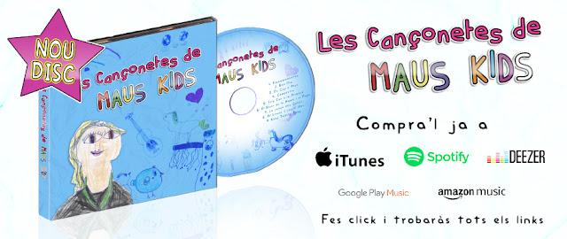 Les Cançonetes de Maus Kids , links descarrega, download