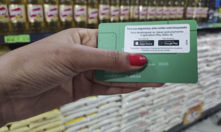 Bahia: Nova parcela do vale-alimentação estudantil será paga no dia 15 de julho
