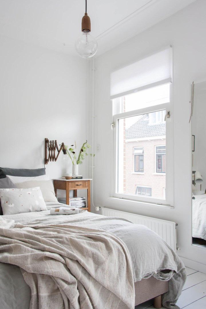 Decorar en familia:El placer de estar en la cama ¡Un ratito más por favor!4
