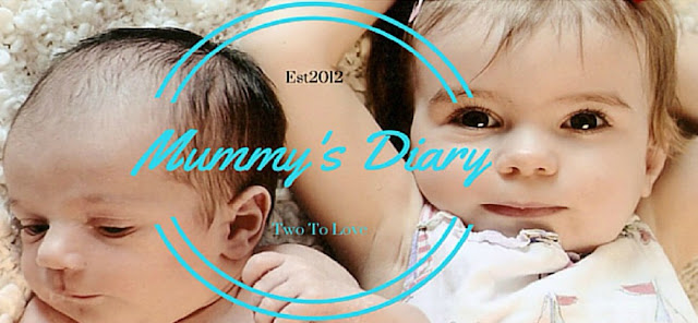 Parent blogger Mummy's diary blog logo