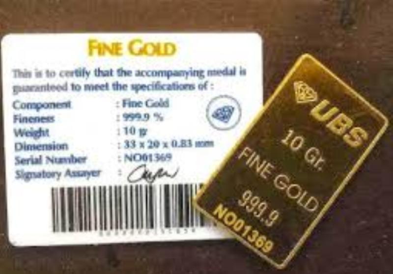 Wow... Emas Antam Naik Capai Rp 918.000 per gram