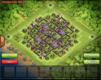 TH 9 Hybrid Layout by rkrahul