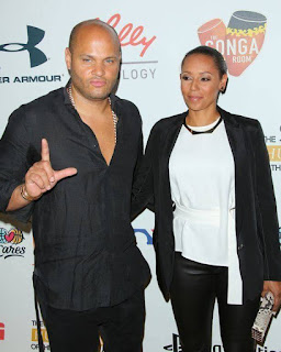 Mel b files for divorce from Stephen Belafonte