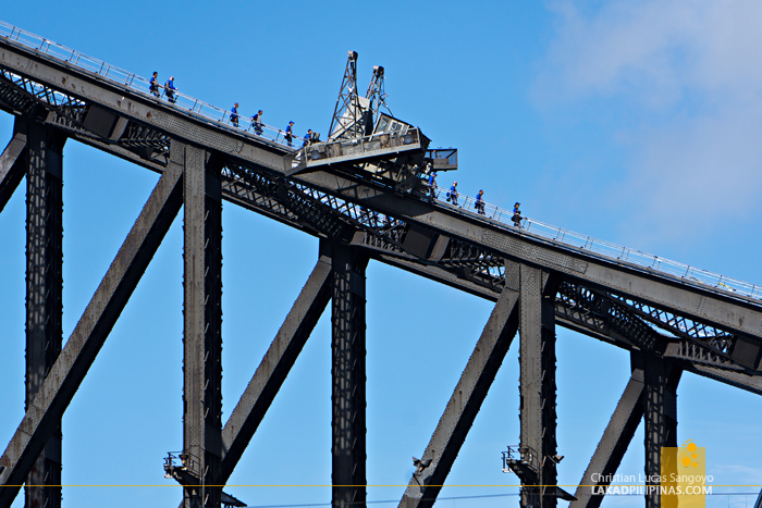 DIY Walking Tour Sydney Harbour Bridge