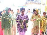 MANTAP,,,, Desa Simpang Empat Jadi Pusat Layanan  Kampung KB di Kalsel