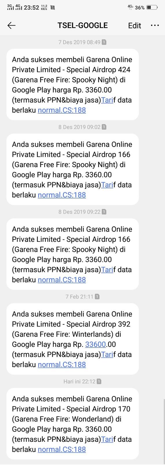 Beli Special Airdrop Ff 3000 : special, airdrop, Pasti, Dapatkan, Diskon, Freefire, T.com