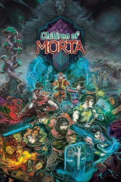 โหลดเกมส์ Children of Morta