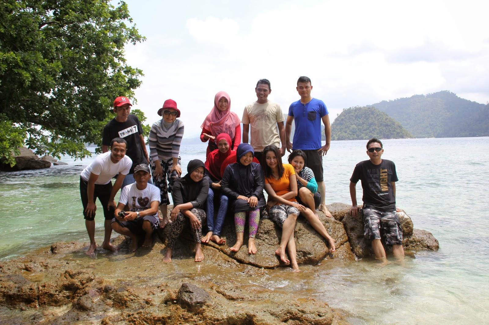 Jalan-Jalan Ke Pulau Pagang