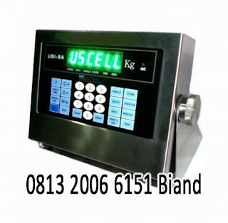 jual Indicator Timbangan UScell USI 9A