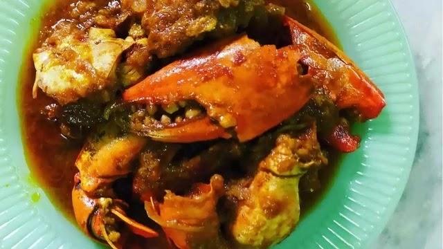 Crab Curry Recipe