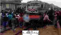 حادثة اصطدام قطار الشرقية وتداعيات الحادث