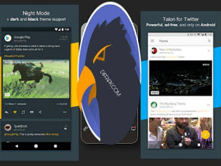 Talon for Twitter (Plus) Apk v7.8.0.2222 [Patched] [Latest]