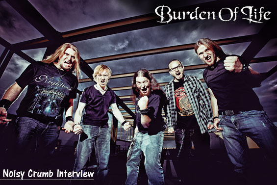 Interview with Burden of Life