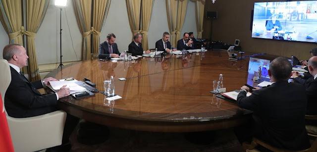 Παζάρι Μέρκελ, Μακρόν και Ερντογάν και η Ελλάδα σε ρόλο «θεατή»