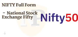 NIFTY Full Form