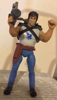 John Rambo Action Figure