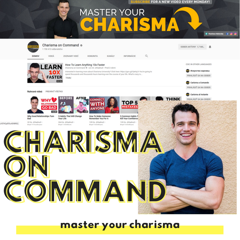 https://www.youtube.com/user/charismaoncommand