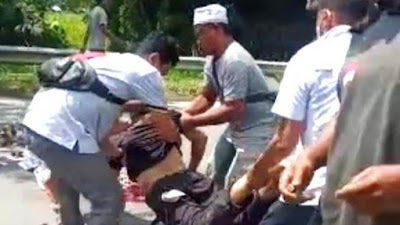 Pembunuhan Pria Berlumuran Darah di Jalan Lintas Kualanamu Terungkap, Pelaku Ditangkap di Sibolga