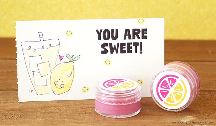 Pink Lemonade Lip Balm
