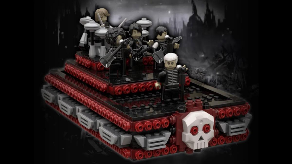 レゴアイデアで『ブラックパレードへようこそ』が製品化レビュー進出!2021年第1回1万サポート獲得デザイン紹介
