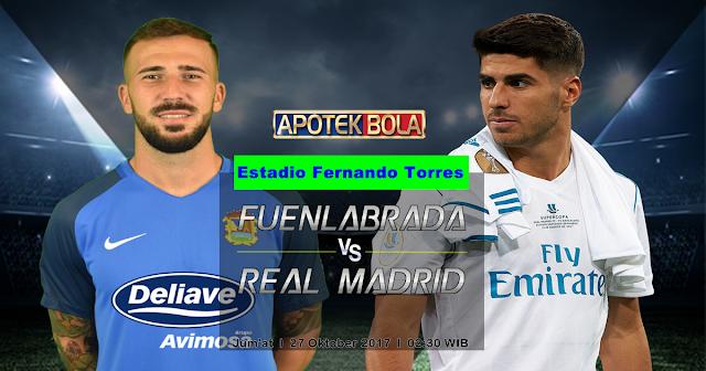 Prediksi Pertandingan - Fuenlabrada vs Real Madrid