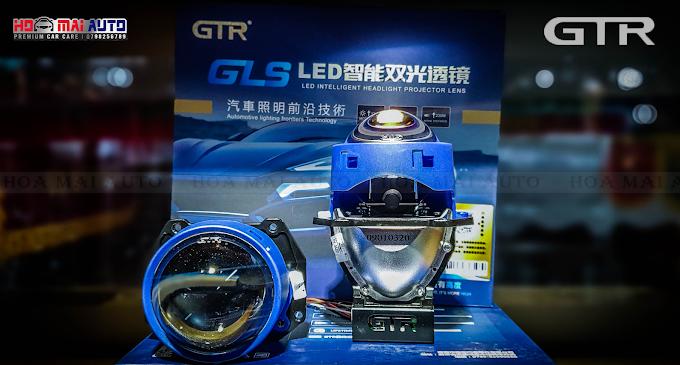 ĐỘ ĐÈN XE – NÂNG CẤP ÁNH SÁNG VỚI BI GTR GLS NEW 2020 TẠI HOA MAI AUTO