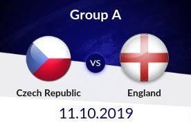 مشاهدة مباراة جمهورية التشيك وإنجلترا بث مباشر بتاريخ 11-10-2019 التصفيات المؤهلة ليورو 2020