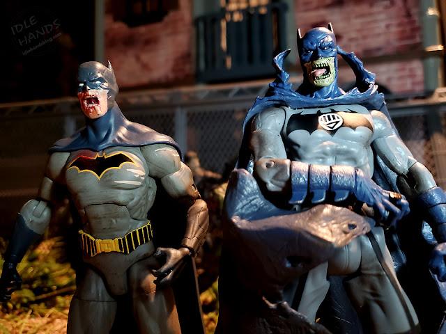 DC Direct DCeased Action Figures Batman 008