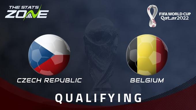 مشاهدة مباراة التشيك و بلجيكا بث مباشر