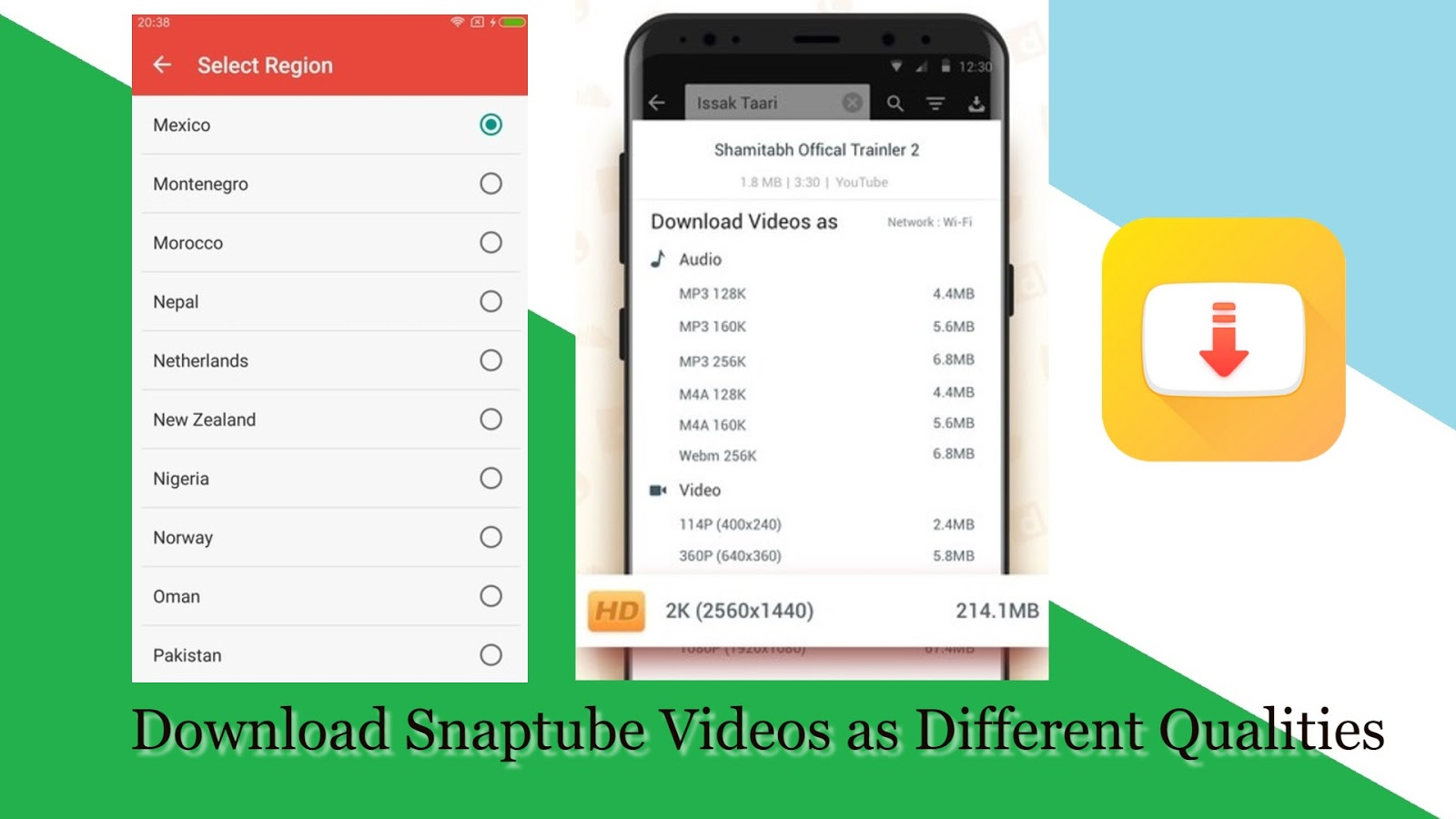 Download Snaptube Apk Youtube Video Downloader Free