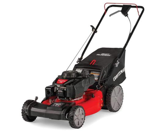 Craftsman M215 159cc Self-Propelled Gas Powered Lawn Mower