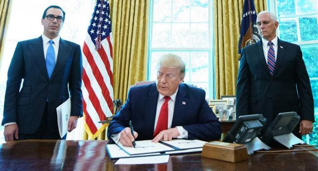 US Slaps New Sanctions On Iran's Supreme Leader Khamenei