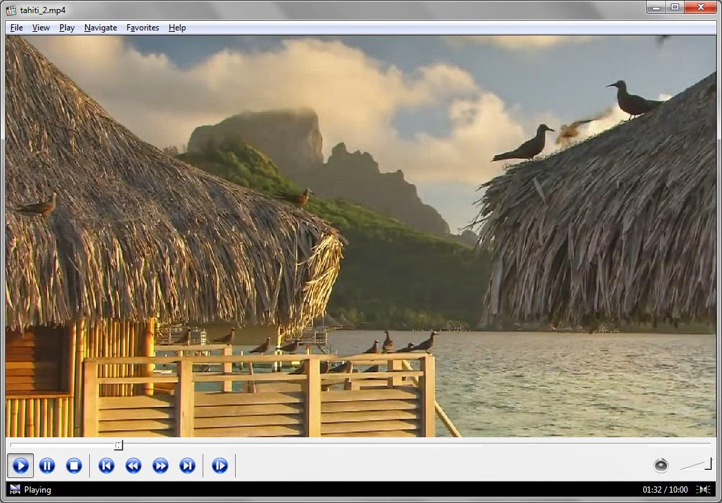 Media Player Classic Home Cinema 1.8.8