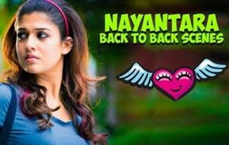 Nayanthara Scenes Back to Back | Tamil Super Scenes